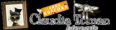 Claudia Toman - Autorenseite
