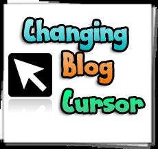 Cara Ganti Kursor Blog Dengan Mudah