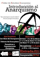 Taller de Estudios Anarquistas TEA: Introducción al Anarquismo