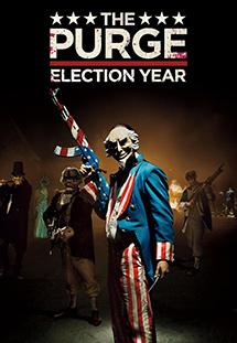 Sự Thanh Trừng 3: Năm Bầu Cử - The Purge: Election Year