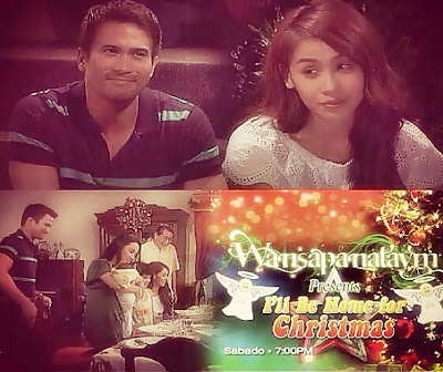 Sam Milby and Empress Topbill Wansapanataym Christmas Special this November 17