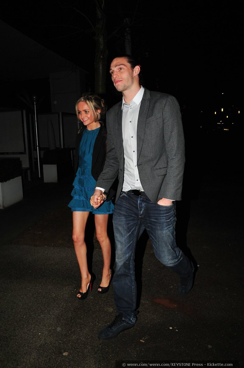 All About Sports: Andy Carroll And His Girlfriend Nice ...