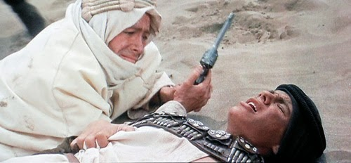 from Alvin lawrence of arabia gay