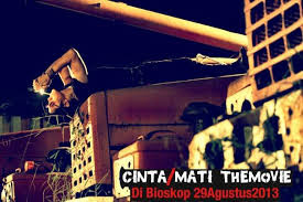 Cinta/Mati the Movie Bioskop 2013