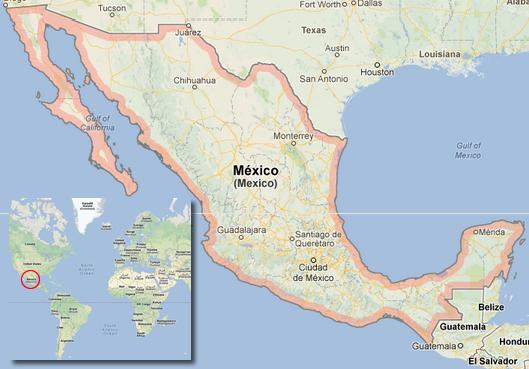 cambio vita, andare in Messico