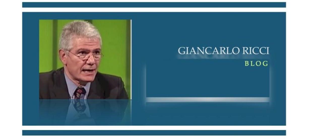Giancarlo Ricci blog