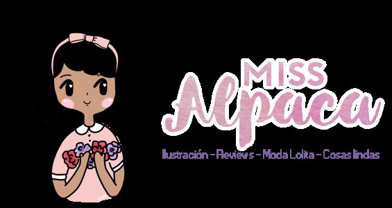 Miss Alpaca~♥