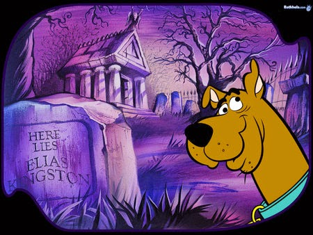 Ghost Cemetery: Scooby Doo