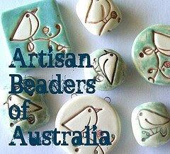 I'm an Artisan Beader of Australia