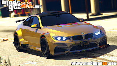 V - BMW M4 F82 WideBody