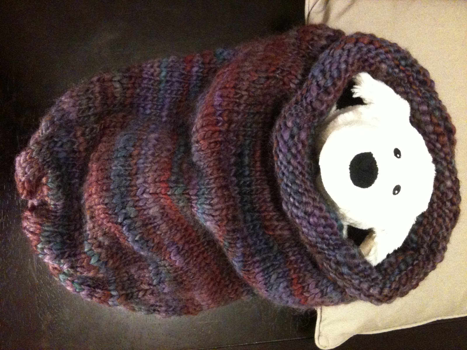 Wool & Flax: The Baby Cocoon