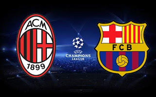 Prediksi Skor Barcelona Vs Ac Milan Leg 2 16 Besar Liga Champions 13 Maret 2013