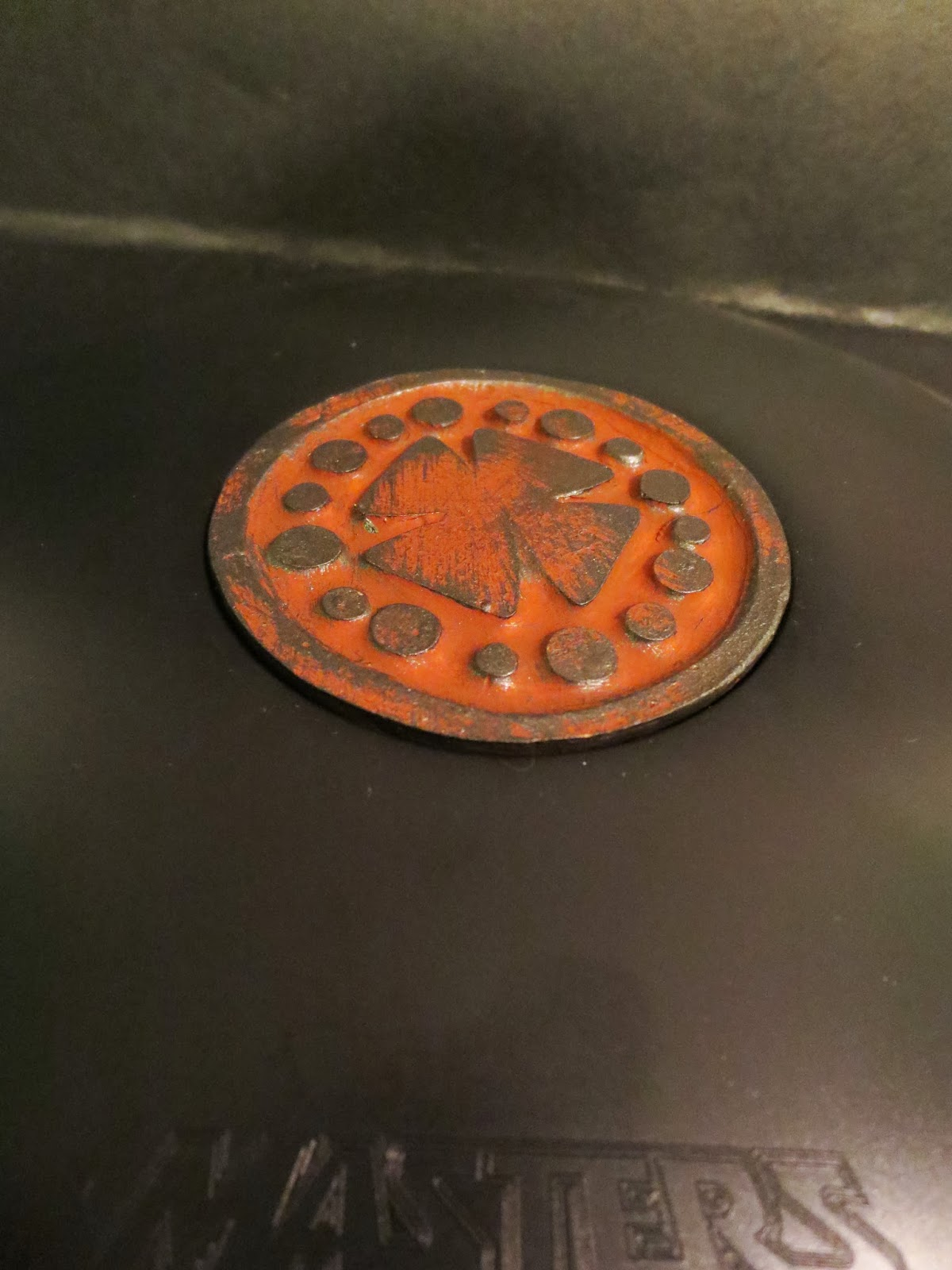 the epic review: action figure review: fortress armory manhole