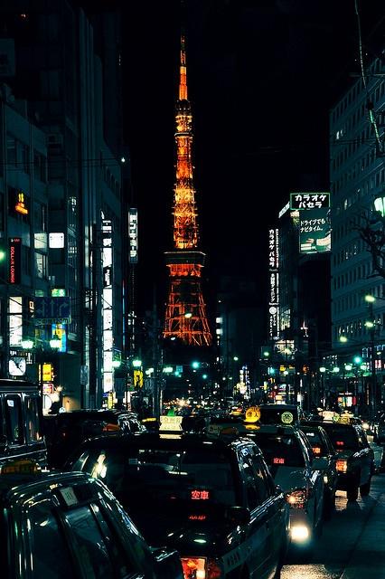 Roppongi , Tokyo