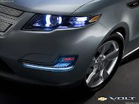 Chevrolet Volt 2011 Wallpapers