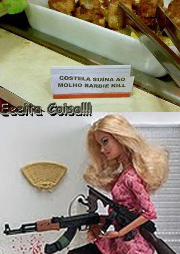 barbie, assassina, eeeita coisa