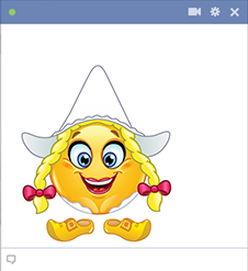 Dutch Smiley for Facebook