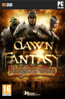 Free Download PC Game Strategy Dawn of Fantasy Kingdom Wars