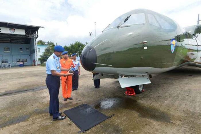 CN 295 Produksi PT Dirgantara Indonesia