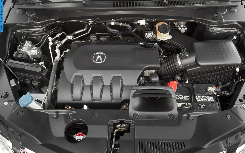 Acura rdx car 2013 engine - صور محرك سيارة اكورا ار دي اكس 2013