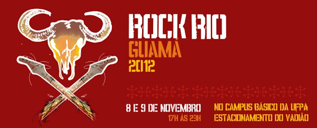 Rock Rio Guamá 2012
