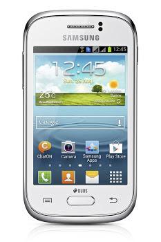 Samsung Mengumumkan Galaxy Young dan Galaxy Fame dengan Android Jelly Bean