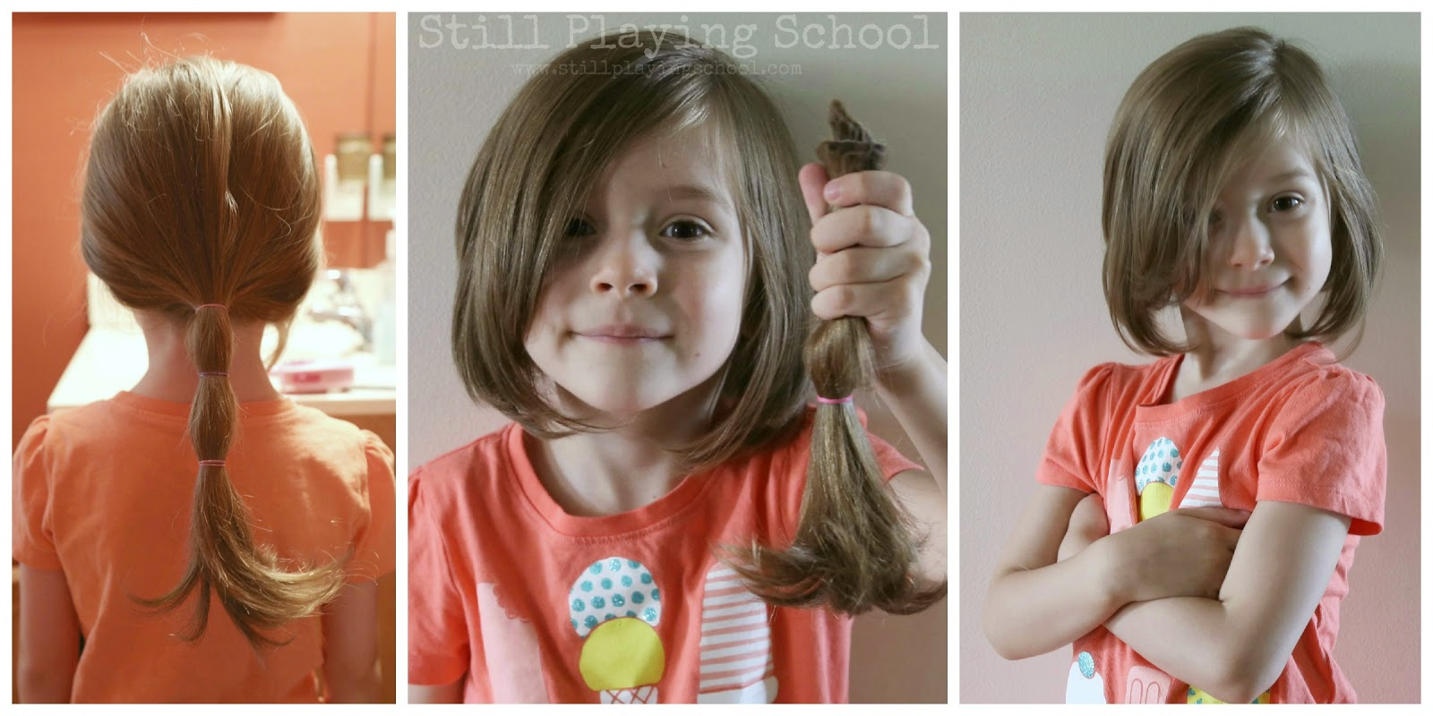 Tips For Donating Your Hair Still Playing School