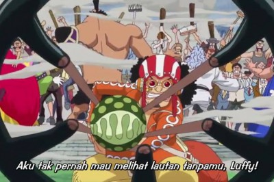 One Piece 697 Subtitle Indonesia