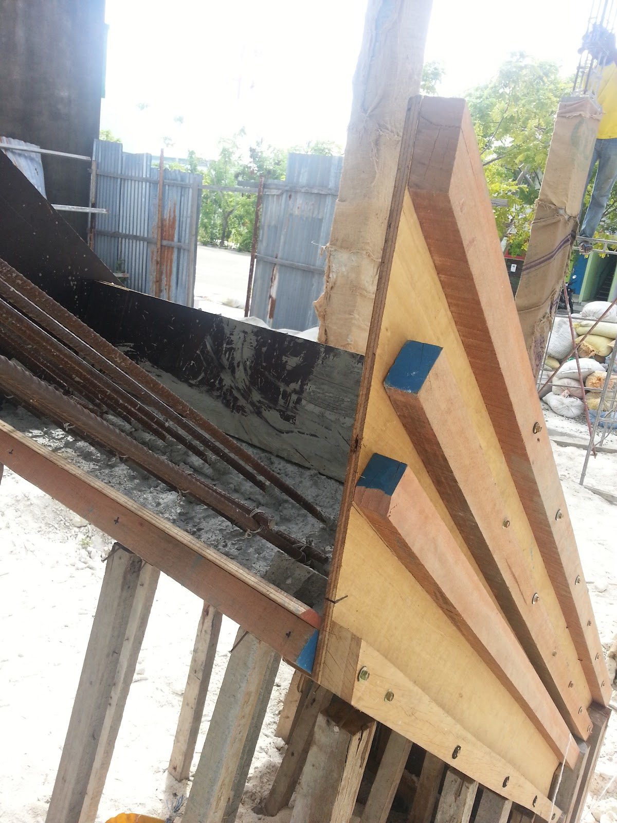 How to make a formwork 20