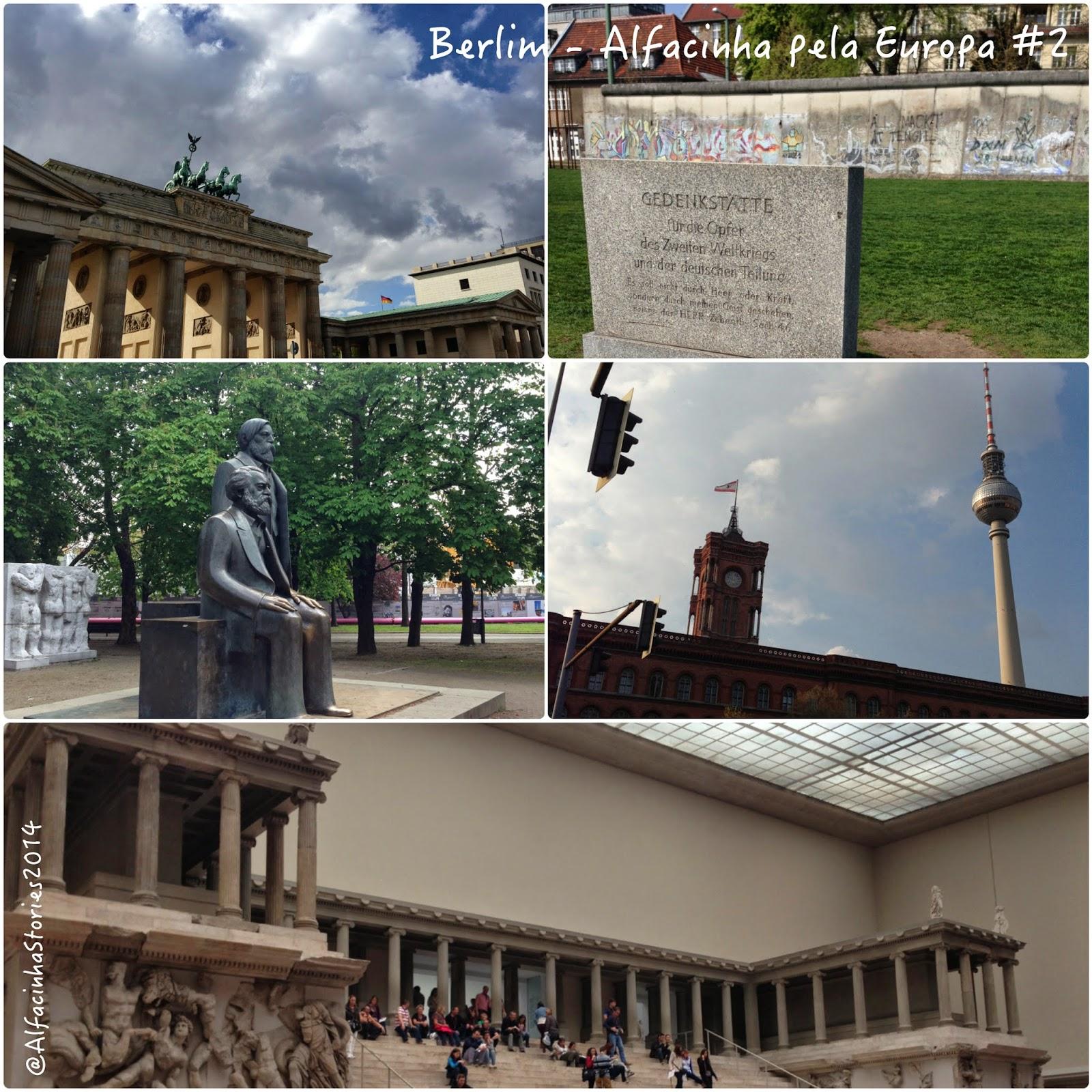 Berlim (Alfacinha pela Europa #2)