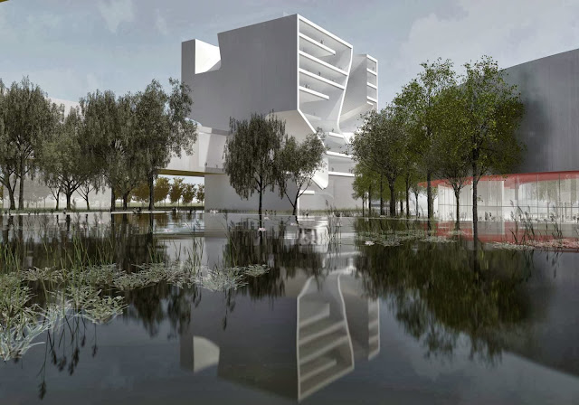 04-Steven-Holl-Wins-Qingdao-Culture-and-Art-Center-Competition