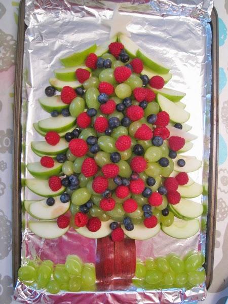 плодова салата елха