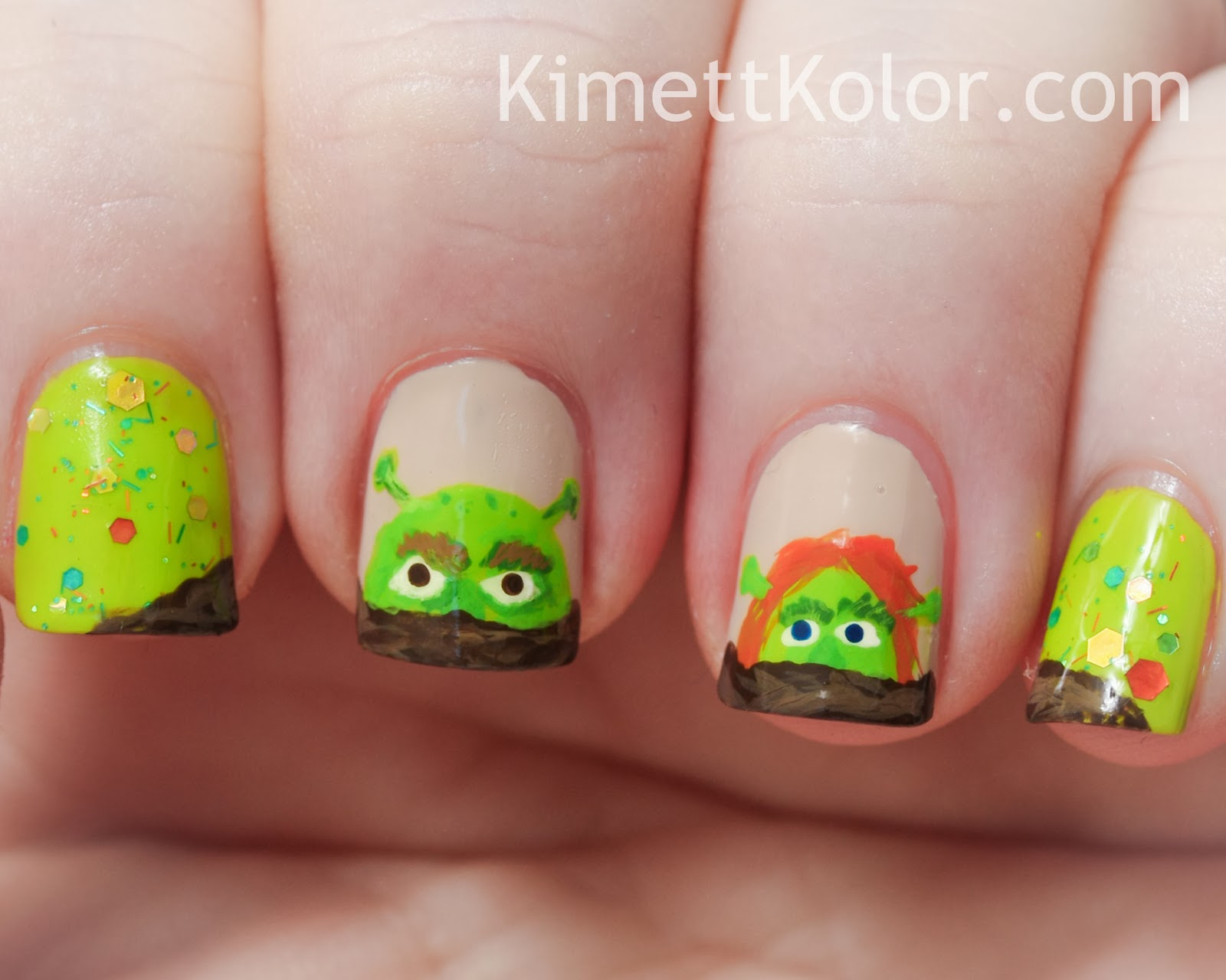 Love is...Green!? | Kimett Kolor