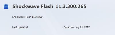 Adobe Flash Player 11.3.300 Final 3