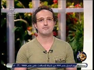 برنامج ساعه مع شريف  مع شريف مدكور حلقة  الجمعه 31-5-2013