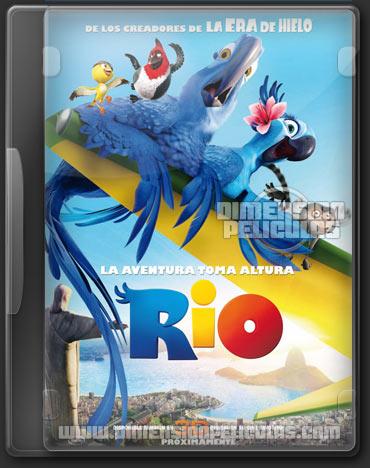 Rio (BRRip HD Español Latino – Ingles) (2011)