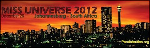 Miss Universe 2012: Tiene sede y fecha