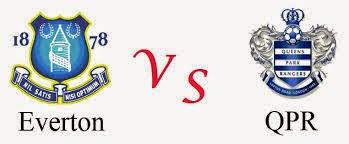 Poker Online : Prediksi Skor Everton vs QPR 15 Desember 2014