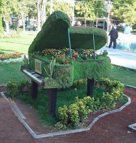 Piano vegetal