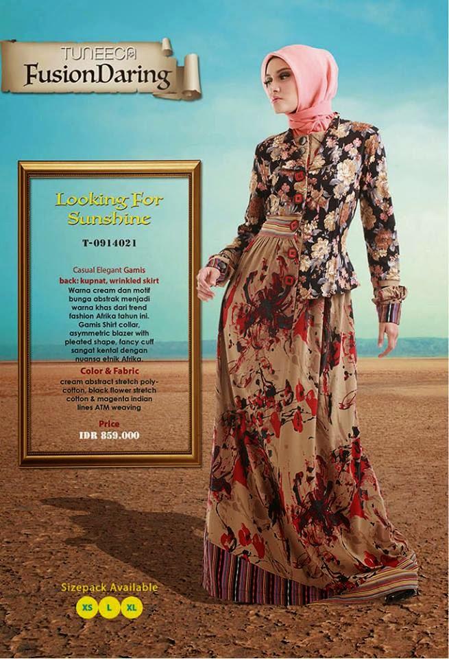 SHASMIRA dan HAZNA TERLENGKAP - Busana Baju Muslim dan