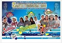 Festa da Padroeira em Janduís