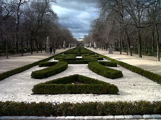 El Retiro. Madrid.