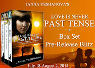 Love is Never Past Tense Pre-Release Blitz