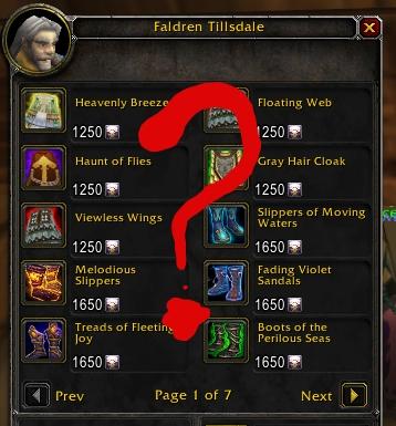 Master Leatherworking Patterns: World of Warcraft's Master