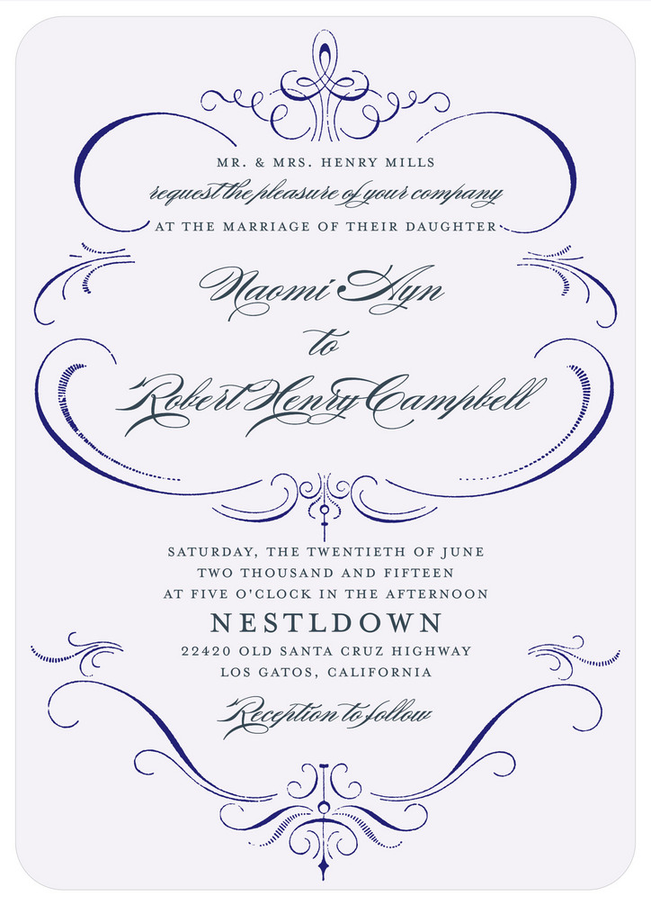 Formal Wedding Invitations Whats Your Wedding Invitation Style Formal Amp Elegant