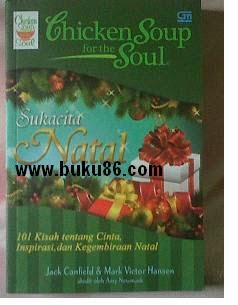 Chicken Soup For The Soul Suka Cita Natal Bekas