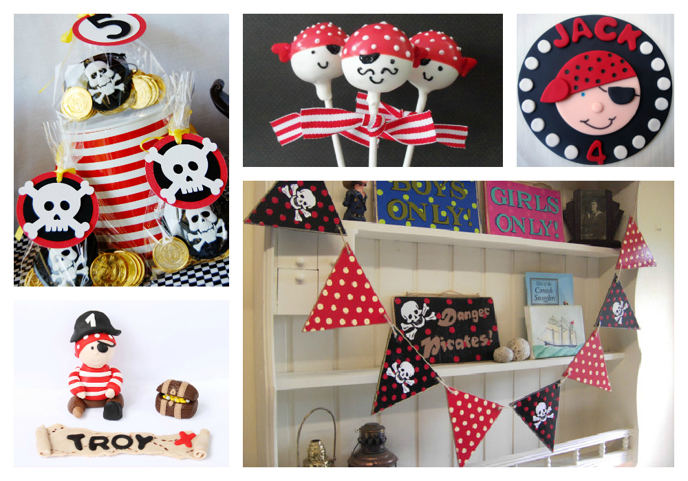 Pirate Party Ideas Calgary...