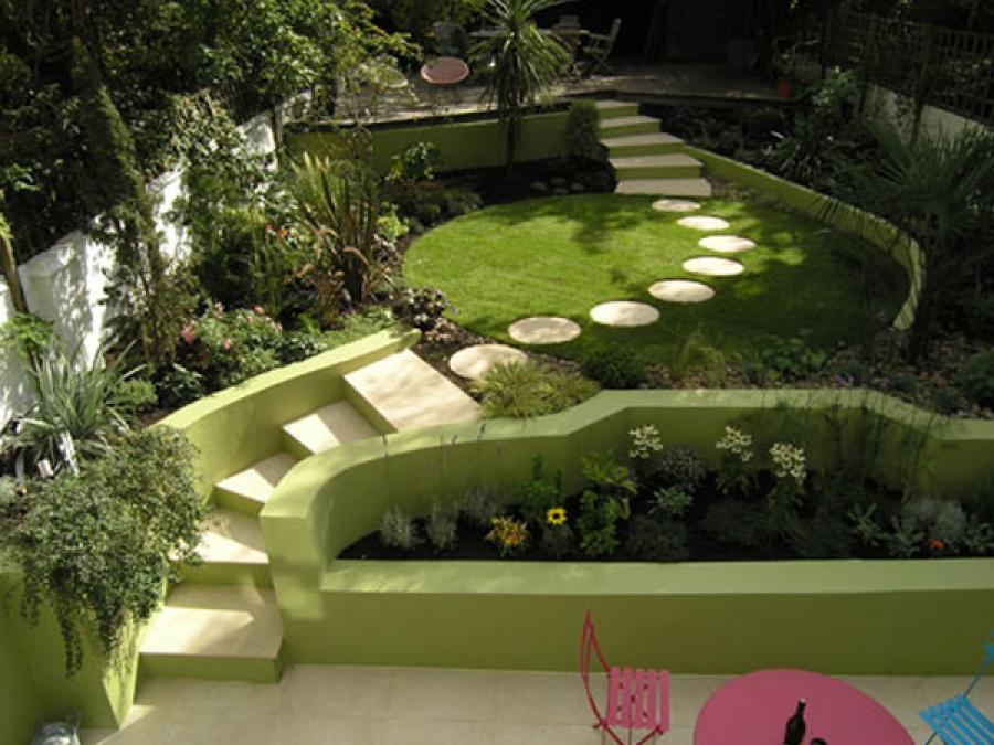 Arquitectura interiores paisajismo paisajismo for Jardines chinos pequenos