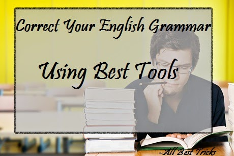 How to improve my Grammar?