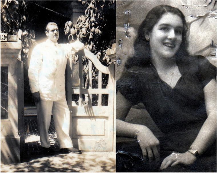 Gildardo Ossa Villegas y Nubia Soto Ossa Amor de primos en el siglo pasado